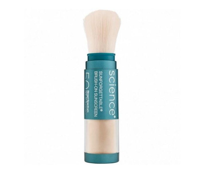 ColoreScience SUNFORGETTABLE ENVIROSCREEN PROTECTION BRUSH-ON SUNSCREEN SPF50
